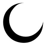 Nadia Yunis cresent moon
