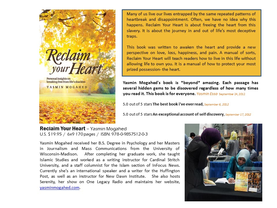Reclaim Your Heart Poster