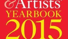 writers and artists yearbook 2015 COVER